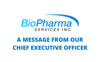 A  message from our chief executive officer Renzo Dicarlo