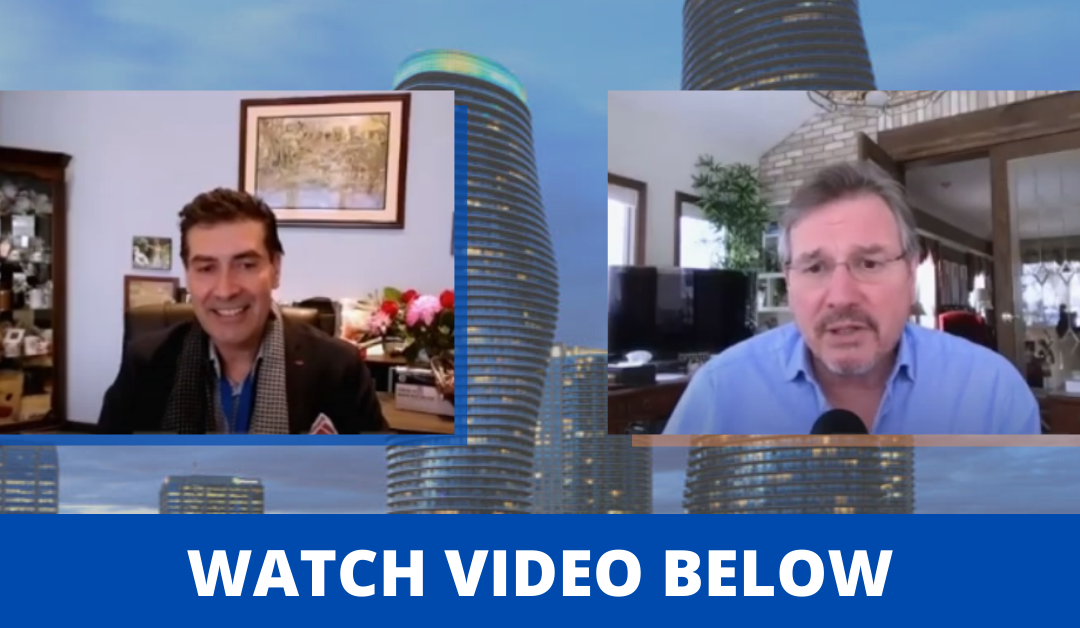 BioPharma CEO Renzo DiCarlo In Conversation With Brian Crombie