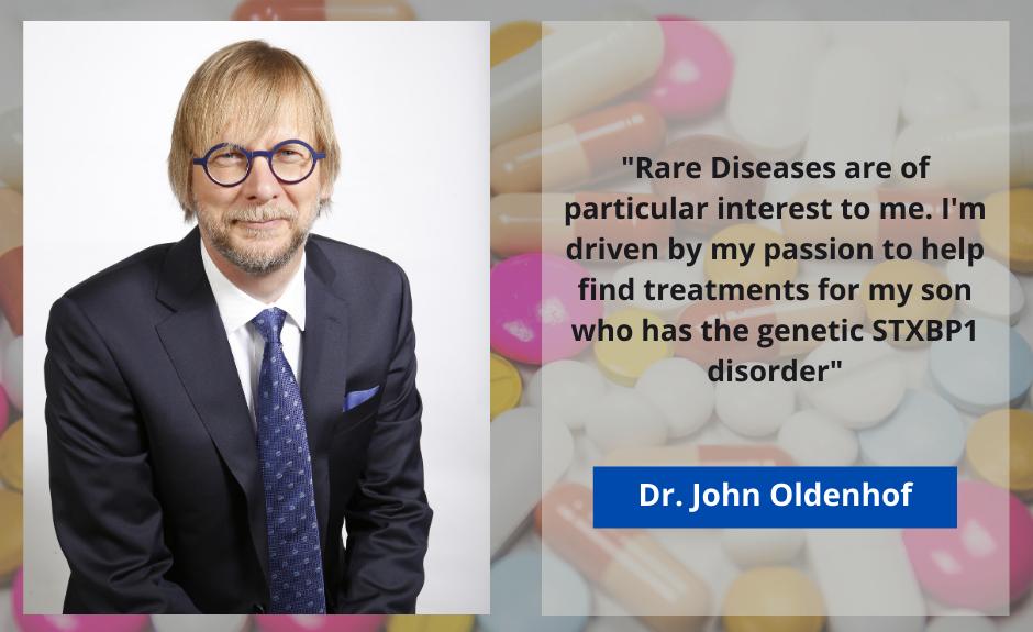 Dr. John Oldenhof, Chief Scientific Officer, BioPharma Services Inc