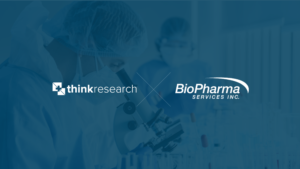 BioPharma Services and Think Research
